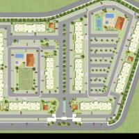 Mapa de Implanta��o do Parque Clube 2 ID: 40397