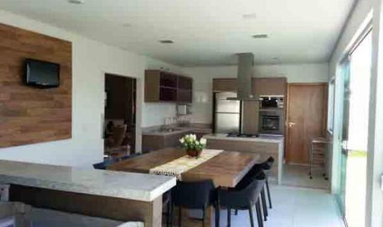 Jardins Valência condomínio fechado em Goiânia casa térrea - 3 suítes   ID: 79288