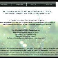 Visite www.minhachacara.com.br ID: 4255