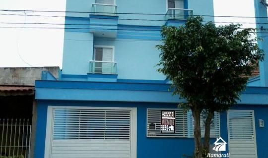 Apartamento s/cond 2dorm.sacada 1 vg.quintal, armarios. em Camilópolis ID: 77558