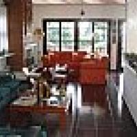 sala de visita+lareira+jantar ID: 30367