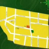 Localiza��o em diagonal ao F�rum ID: 62608