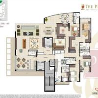 PLANTA 254M² ID: 18096